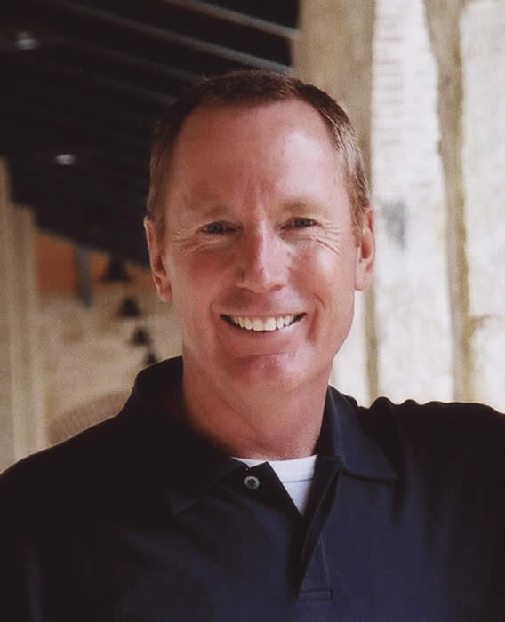 Author & Teacher, Max Lucado